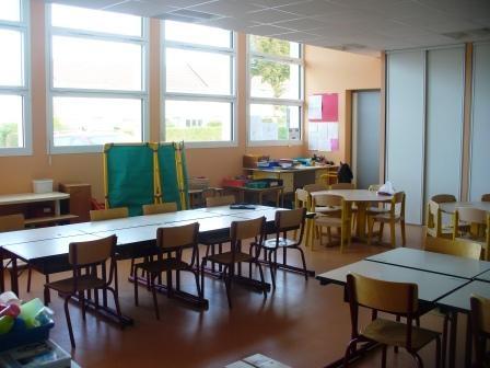 La classe ms-gs du groupe scolaire