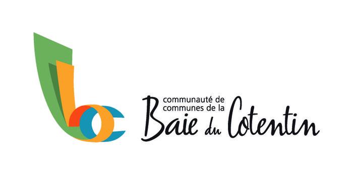 logo de la communauté de communes de la baie du cotentin